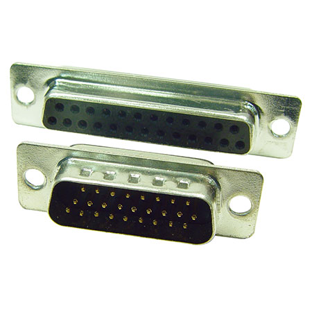 Solder D Sub connector - DS001-XXXX