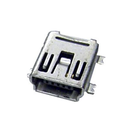 Conector MINI USB - U560D-05S30-XXX - SMT / FEMALE / MINI USB A/B TYPE