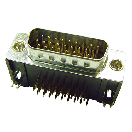 HD Right Angle Sub Connector - DS006-XXXX