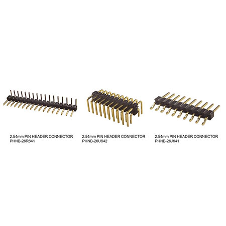 2,54 mm Pin Başlığı - PHNB-26X64X-XXXX - 2.54-Pin Header